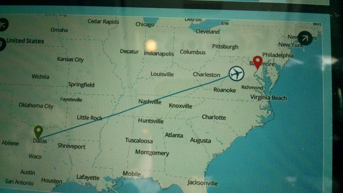 Flight 1602
