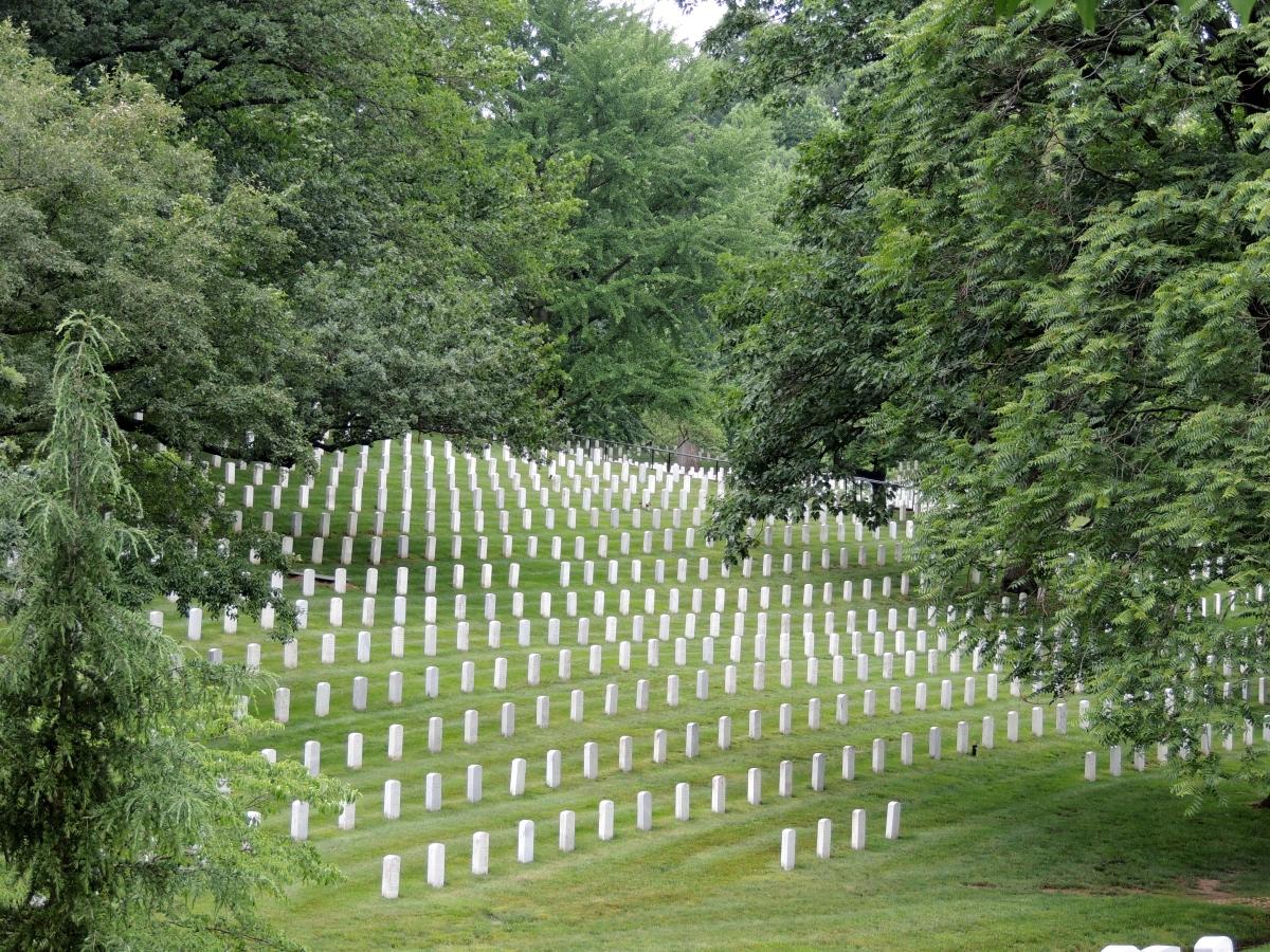 Arlington – In Memory of ourFallen