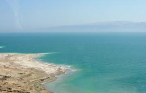 The Dead Sea, near Ein Gedi, Israel
