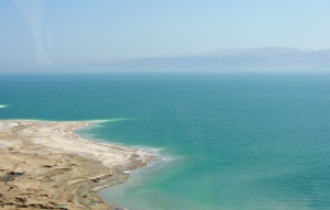 The Dead Sea, near Ein Gedi, Israel