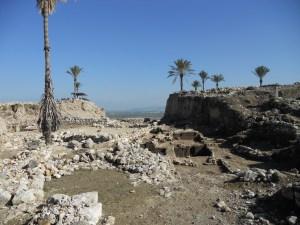 Megiddo at the Valley of Jezreel, Israel