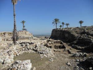 Megiddo at the Valley of Jezreel, Israel
