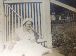 Discovered today, my Nana was a Nurse at Williamsburg Hospital, Virginia! Thanks Cousin for sharing the photo!!