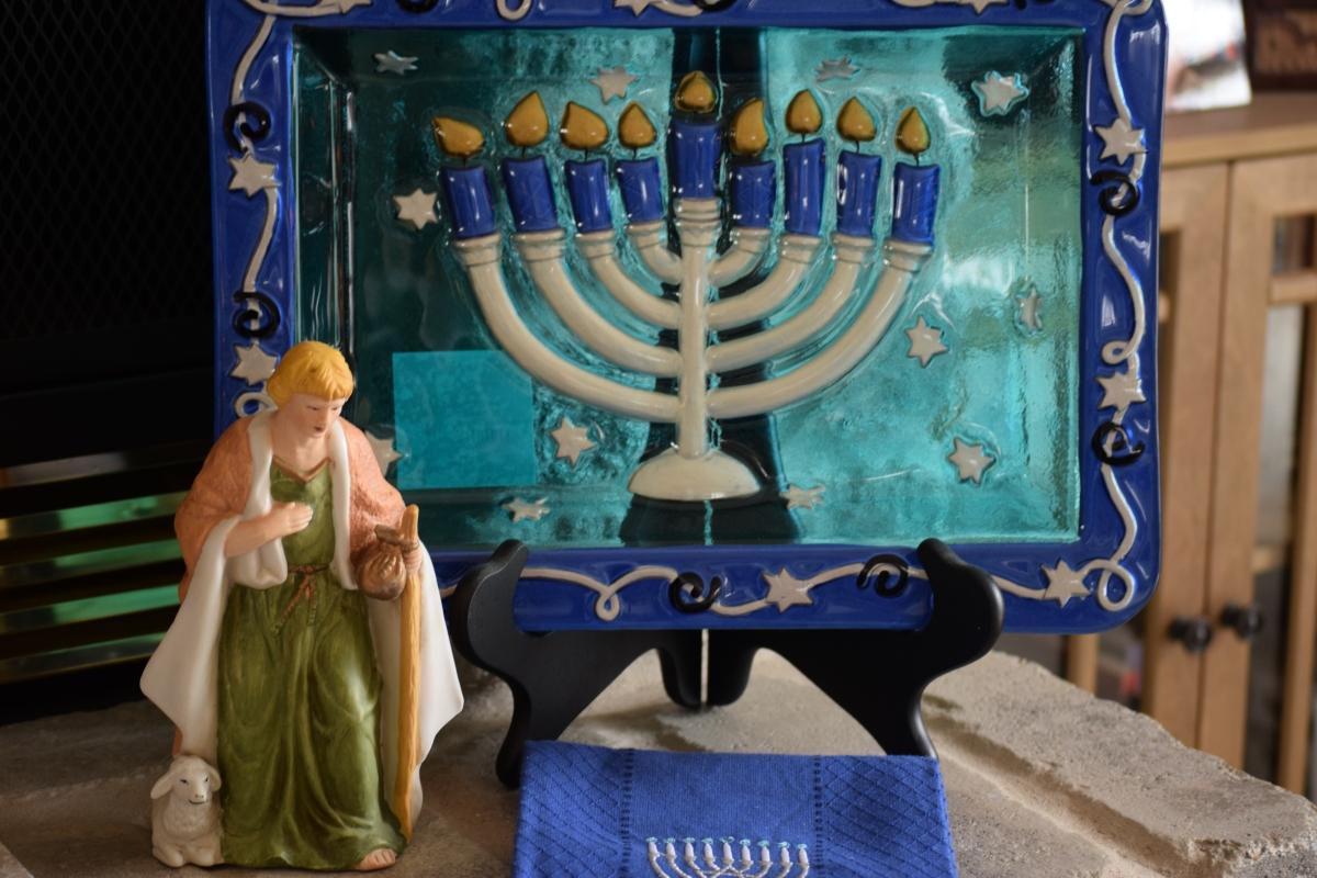 – Hanukkah – Day Six – It WasWinter