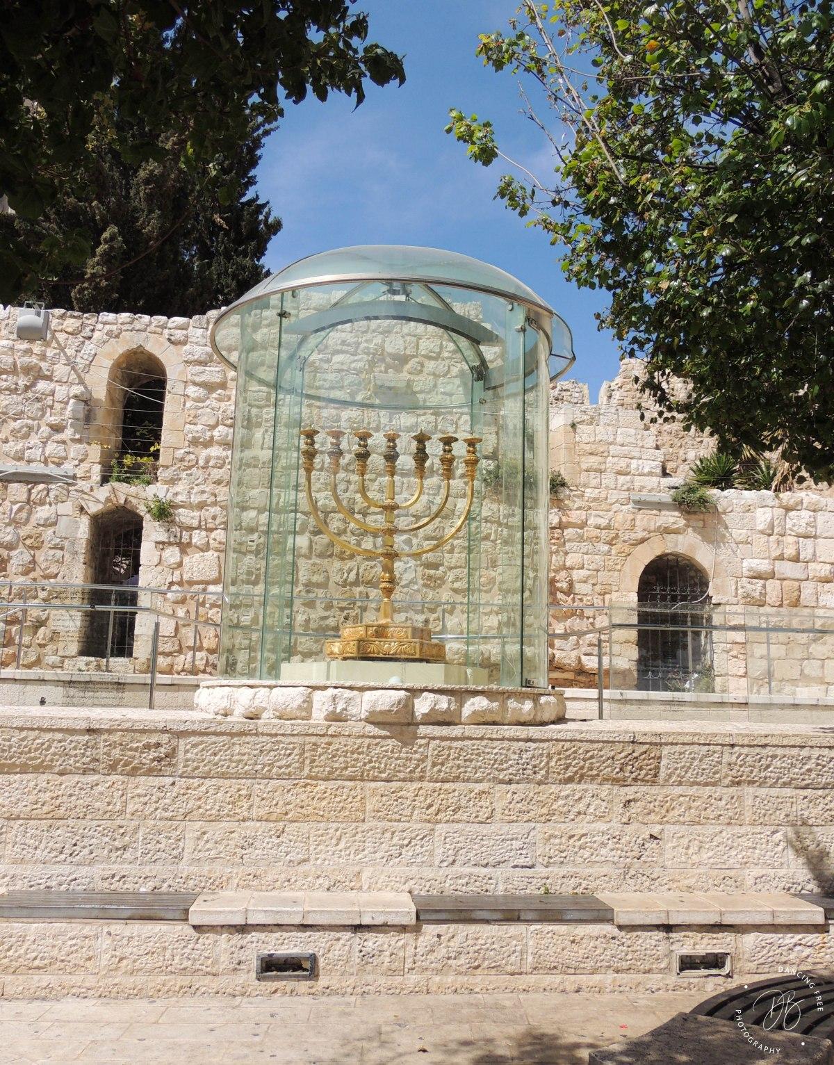 Hanukkah – Day 7 – I AM all youneed