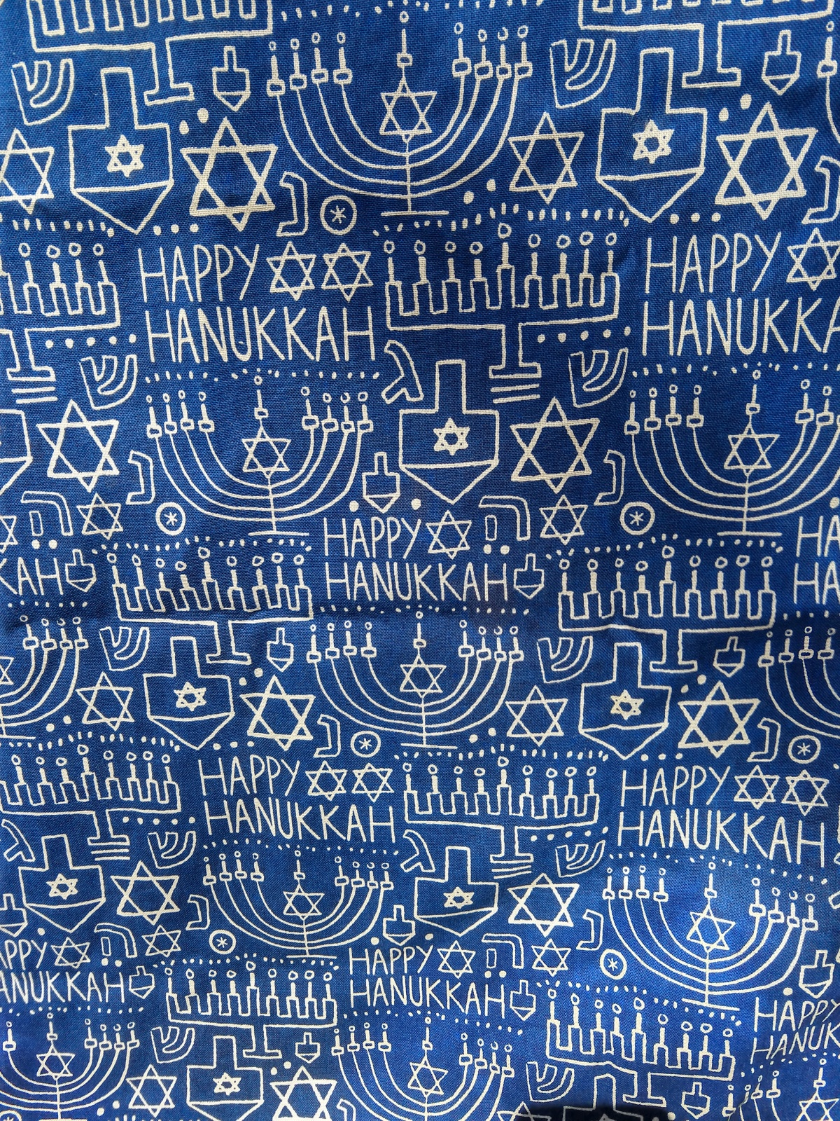 Hanukkah – Day Two – The Gift of Nine